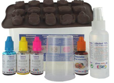 Soap making pack basic