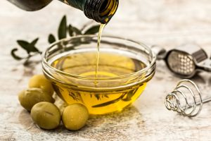 Fragrance oil pour soap Oil and care