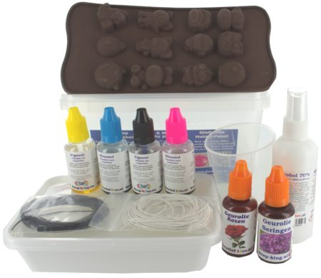 Soap making pack premium