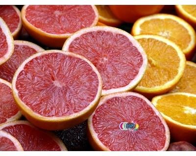 Speciaal luchtje for pour and melt soap Orangeblut en Yoghurt
