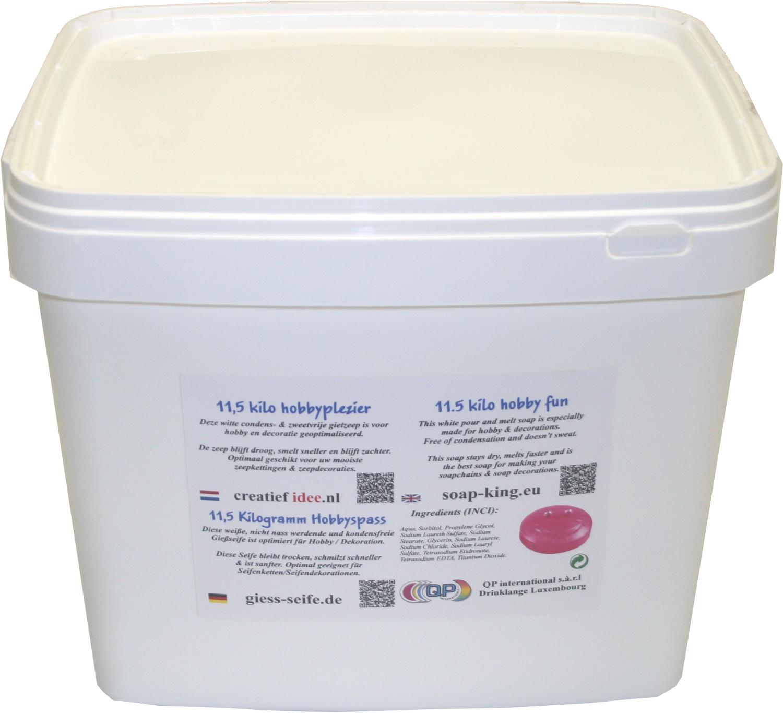 Melt pour soap 11,5 kilo